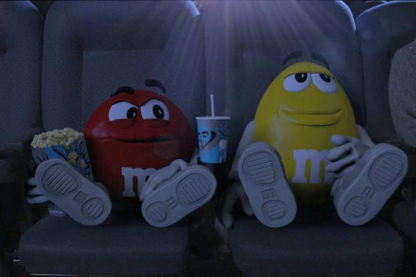 M&M – Scary Movies