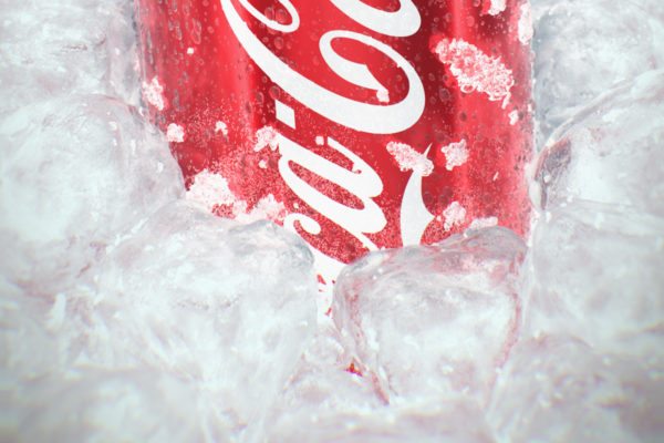 Coke Can – Ice